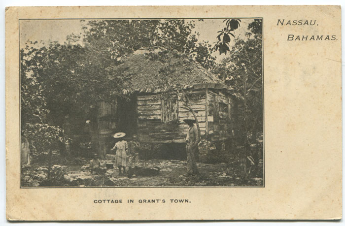 ANON Cottage in Grant