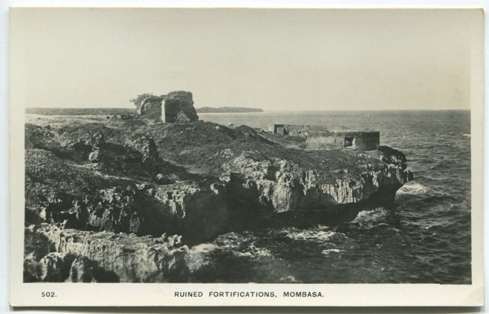 C.D. PATEL & SONS Ruined Fortifications, Mombasa.