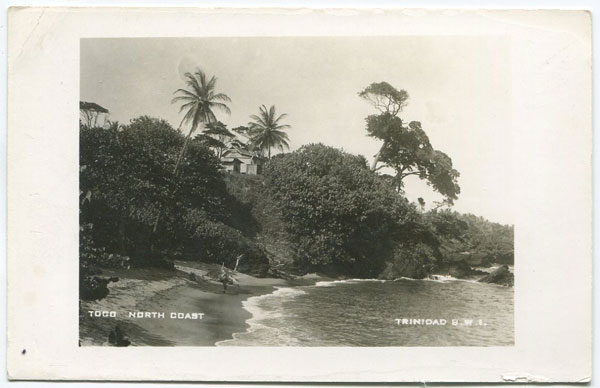 ANON Toco. North Coast. Trinidad B.W.I.