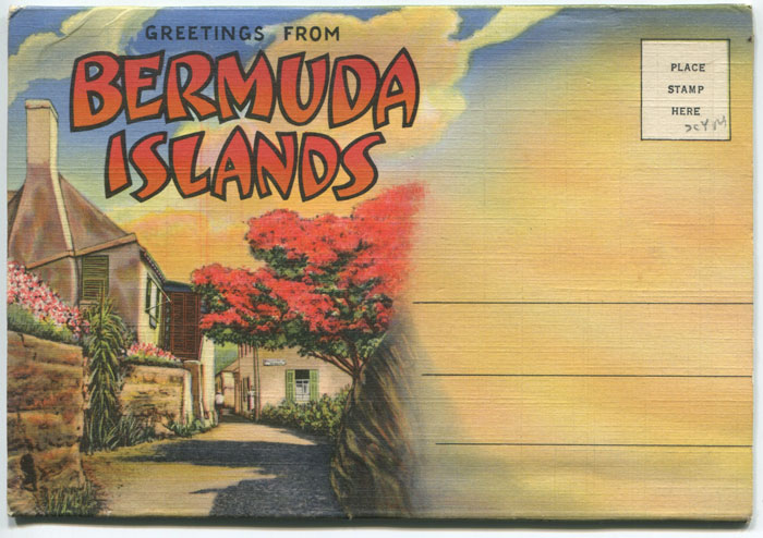 ANON Greetings from Bermuda Islands.