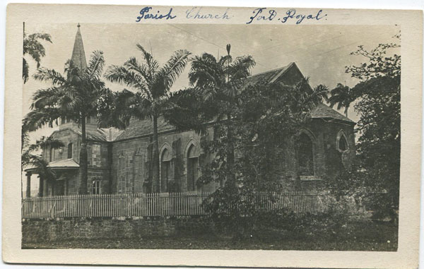 ANON Parish Church Port Royal.