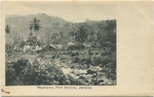ASTON W. GARDNER & CO. Moortown, Port Antonio, Jamaica.