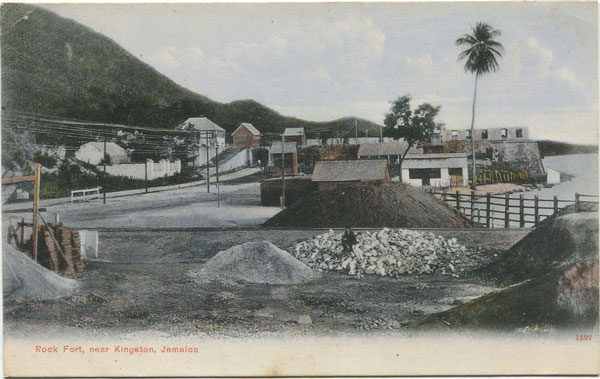 ASTON W. GARDNER & CO Rock Fort, near Kingston, Jamaica.