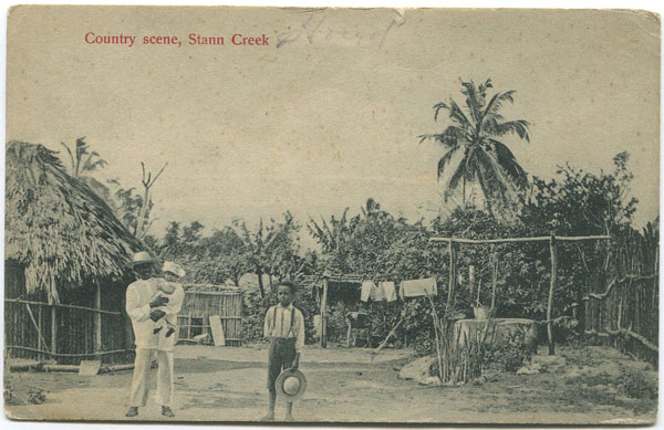 ANON Country scene, Stann Creek.