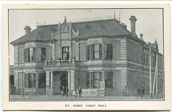 ATKINSON & CO Pt. Pirie Town Hall