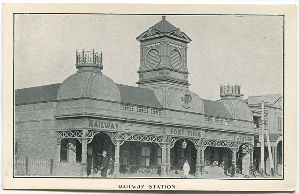ATKINSON & CO Railway Station