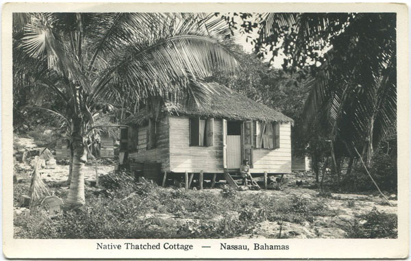 SANDS Native Thatched Cottage - Nassau, Bahamas