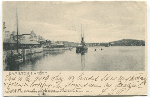 WM. WEISE & CO Hamilton Harbour