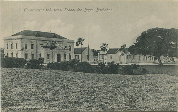 COLLINS & Co Government Industrial School for Boys, Barbados.