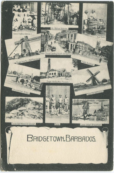 ANON Bridgetown Barbados