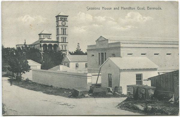 J.H. BRADLEY & CO Sessions House and Hamilton Goal, Bermuda