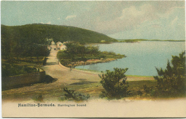 J.H. BRADLEY & CO Harrington - Bermuda. Harrington Sound - No 157