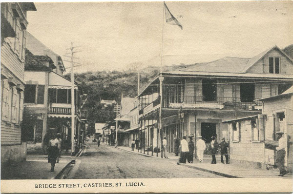 ANON Bridge Street, Castries, St Lucia