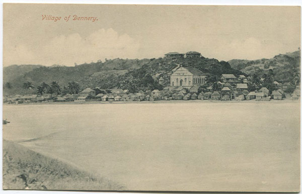 WESTALL & CO Village of Dennery. - 25397