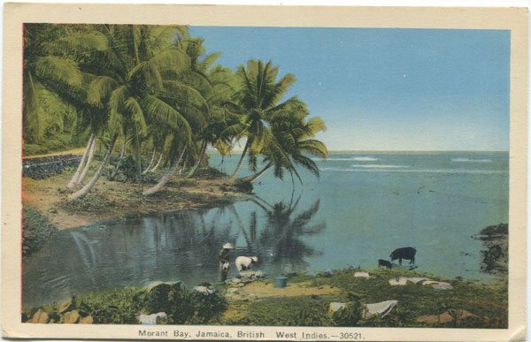 PECO Morant Bay, Jamaica, British West Indies. 30521