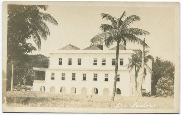 ANON The Ursuline Convent, Barbados