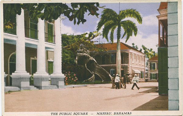 SANDS STUDIO The Public Square, Nassau, Bahamas. - No 19  24/5000