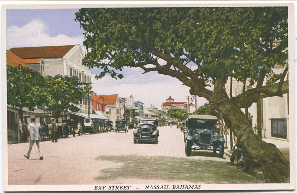 SANDS STUDIO Bay Street, Nassau, Bahamas. - No 35  24/5000