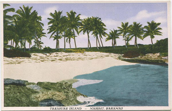SANDS STUDIO Treasure Island, Nassau, Bahamas. - No 32  24/5000