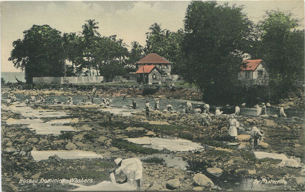 MASTERVILLE Roseau, Dominica - Washers.
