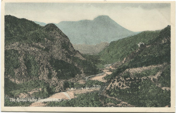MASTERVILLE The Roseau Valley, Dominica, B.W.I.