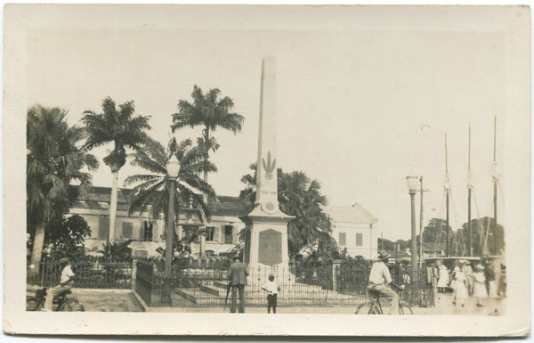 ANON War Memorial, Bridgetown