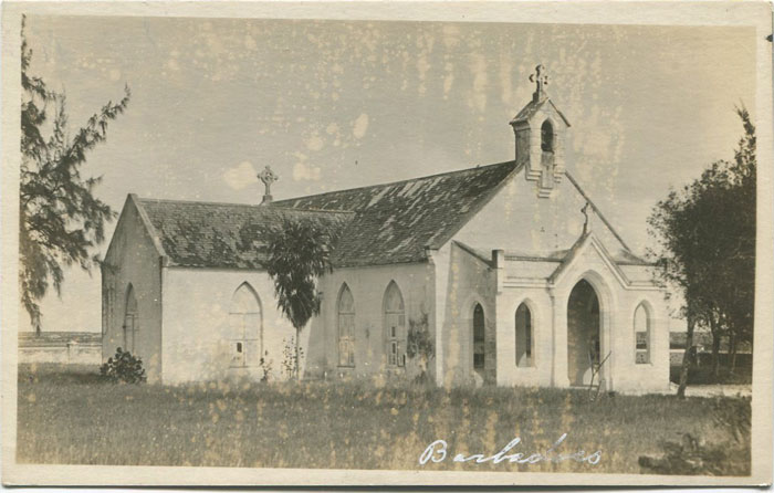 ANON Anglican church, Christchurch, Barbados