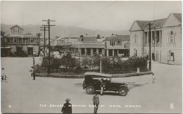 RAPHAEL TUCK & CO The Square, Montego Bay, St James, Jamaica