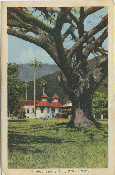 PECO Trinidad Country Club, B.W.I. - No 25528