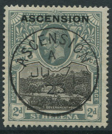 1922 Ascension 2d (SG4), v.f.u.