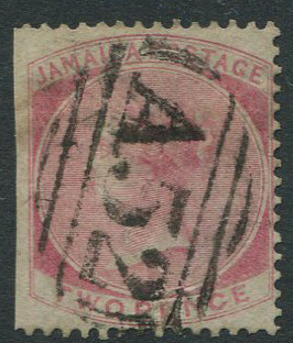 1860-70 Jamaica Pines 2d (SG2) with