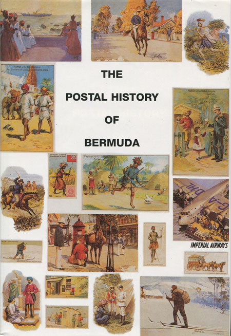 PROUD Edward B. The Postal History of Bermuda. - (Postal History of British Colonies)