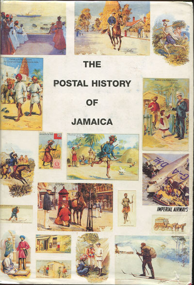 PROUD Edward B. Postal history of Jamaica. - (Postal History of British Colonies)