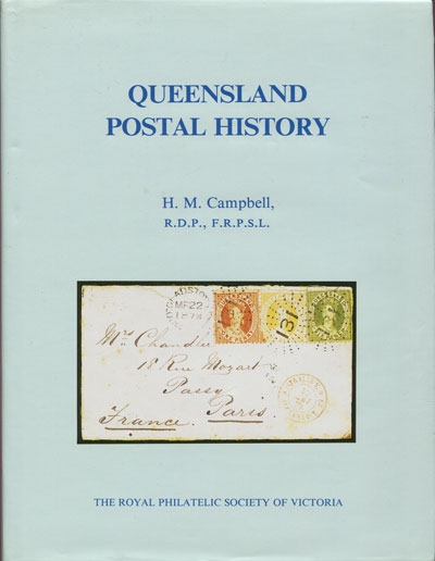 CAMPBELL H.M. Queensland Postal History.