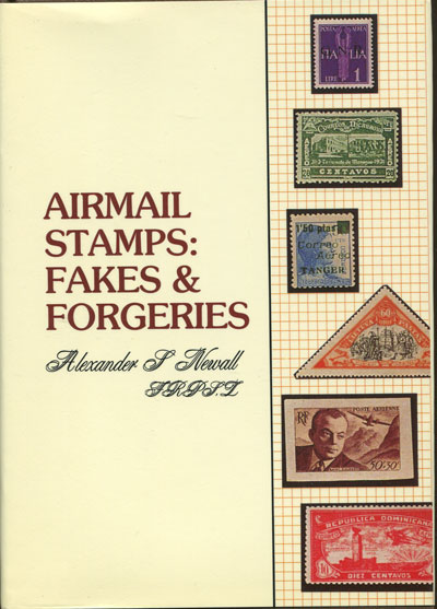 NEWALL A.S. Airmail Stamps: Fakes and Forgeries.