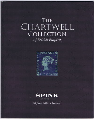 2011 (28 Jun) Chartwell collection of British Empire.