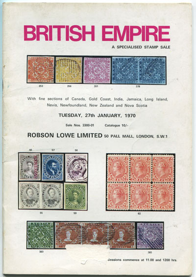 1970 (27 Jan) British Empire