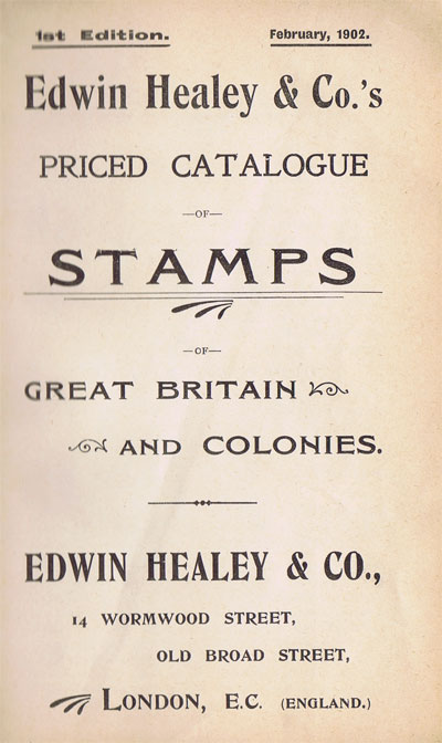 HEALEY Edwin Edwin Healey & Co