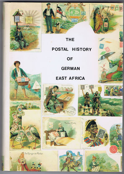 PENNYCUICK Kenneth The Postal History of German East Africa