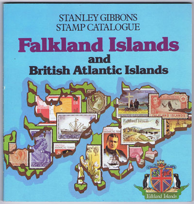 STANLEY GIBBONS Falkland Islands and British Atlantic Islands.