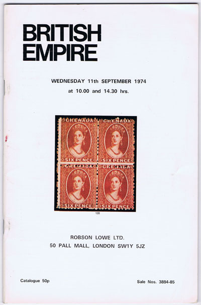 1974 (11 Sep) British Empire.