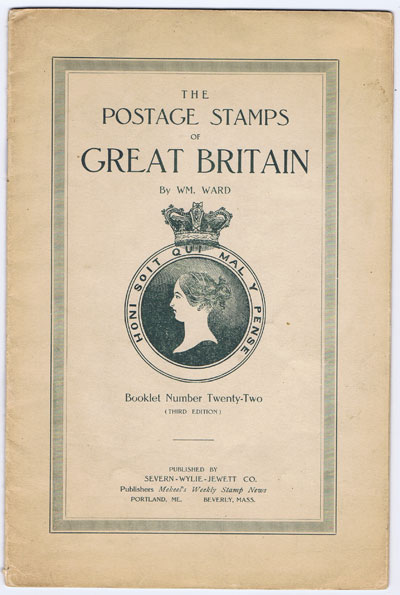 WARD W.M. The Postage Stamps of Great Britain.