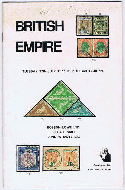 1977 (12 July) British Empire