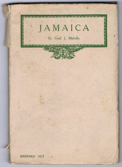 MELVILLE Fred J. Jamaica.
