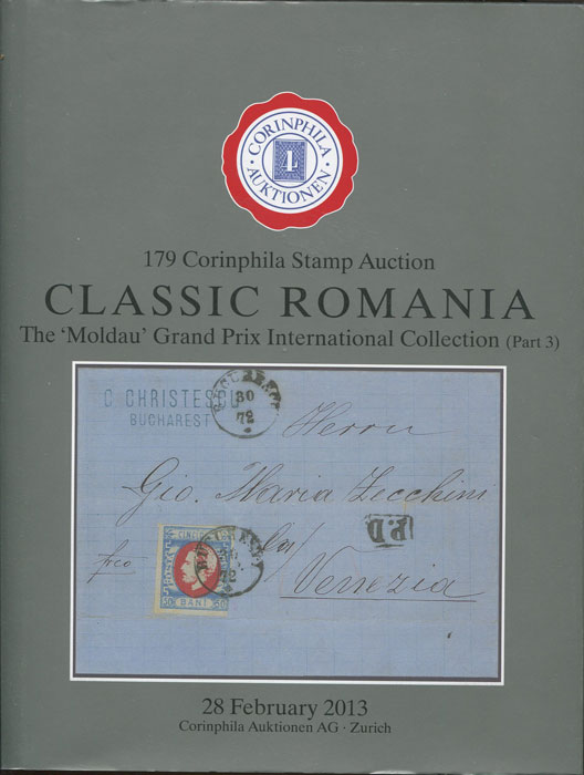 2013 (28 Feb) Classic Romania. The Moldau Grand Prix International Collection (Part 3).