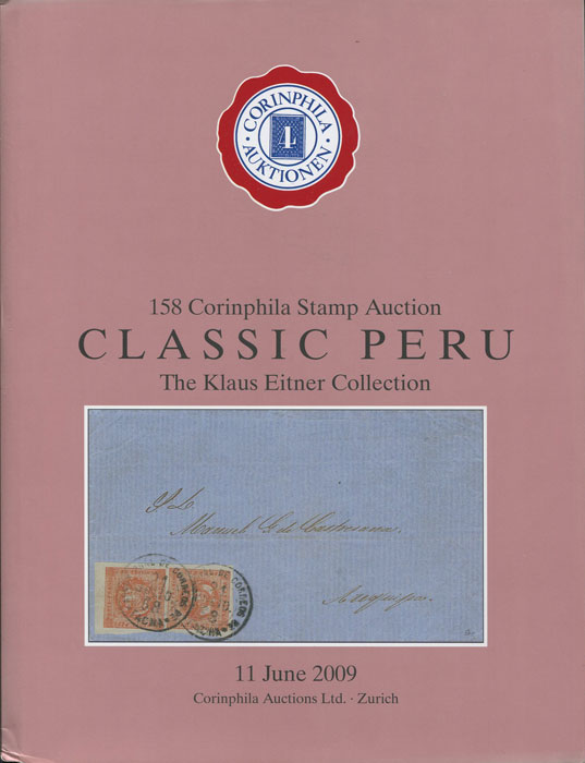 2009 (11 Jun) Classic Peru. The Klaus Eitner collection.