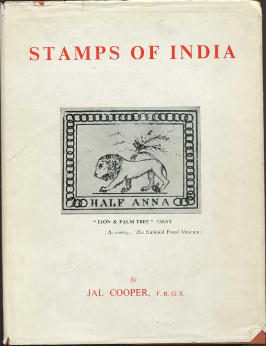 COOPER Jal. Stamps of India.