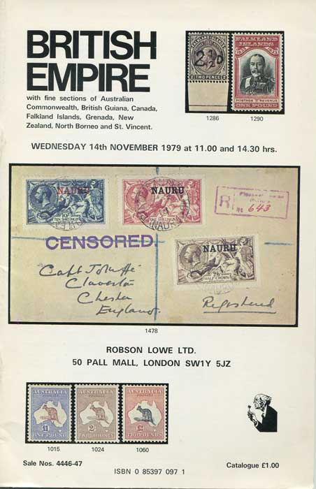 1979 (14 Nov) British Empire