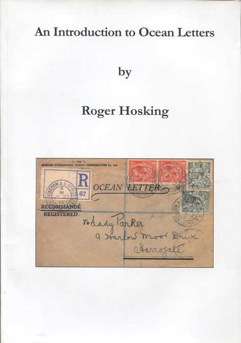 HOSKINGS Roger An intorduction to Ocean Letters