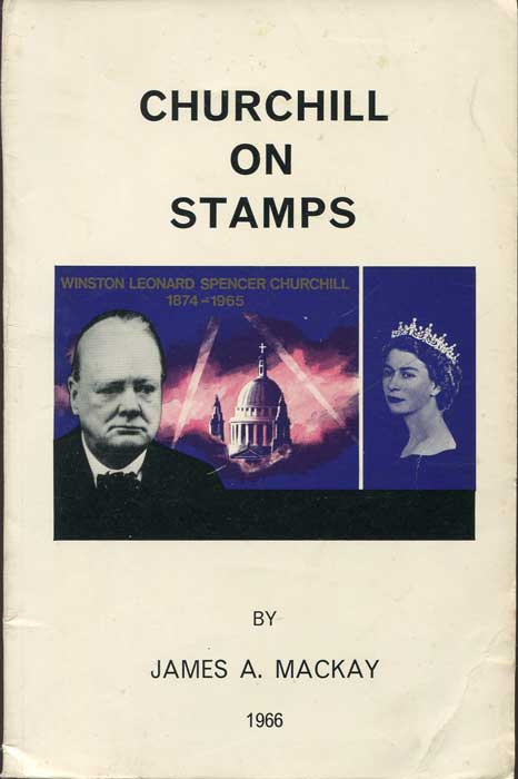MACKAY James A. Churchill on Stamps